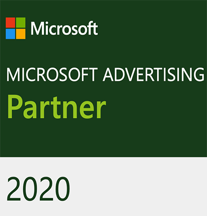 Microsoft Advertising Partner 2020