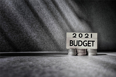 Budgeting Tips for 2021 | Infinity Nation Image