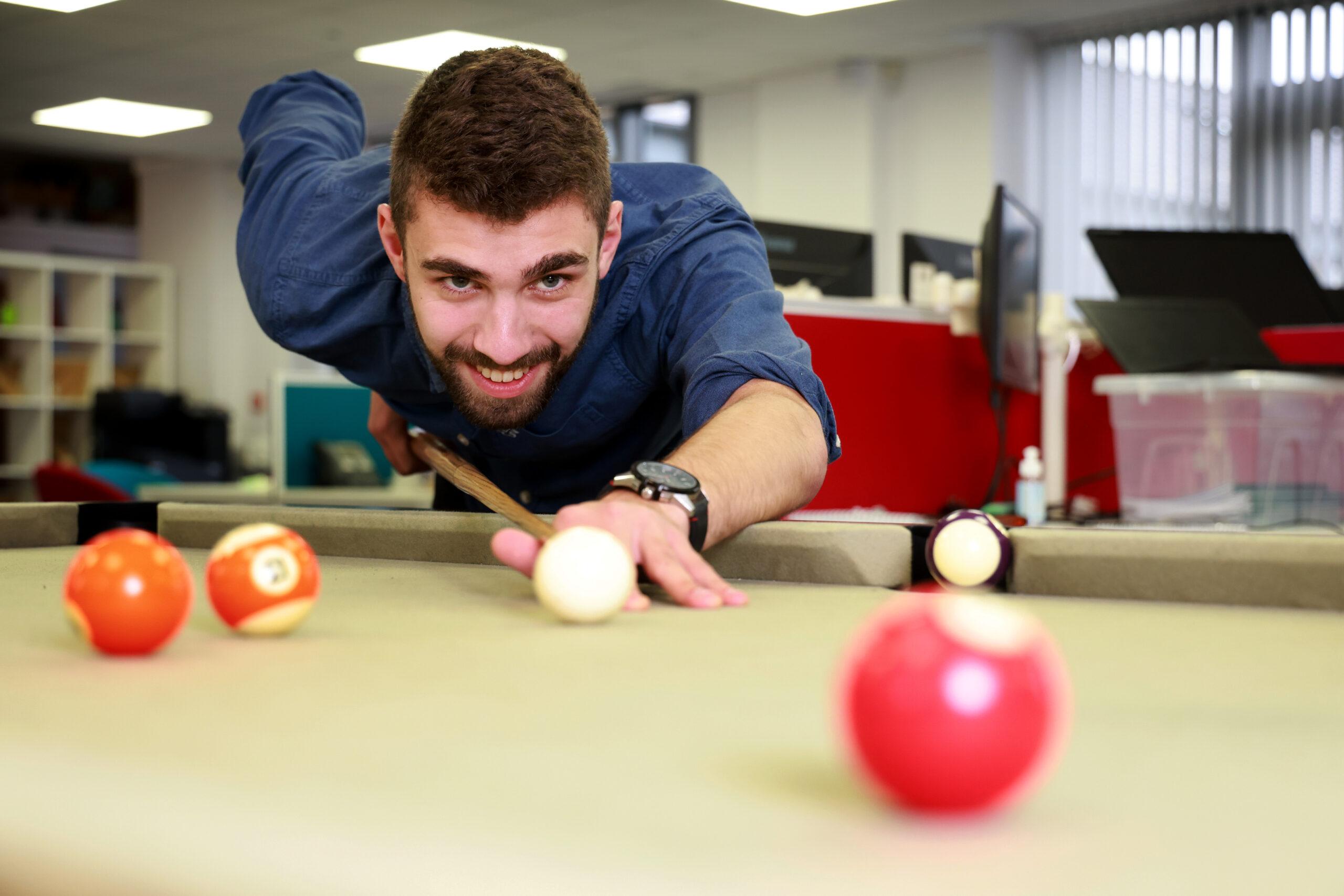 Photo of Team member Leo Phipps