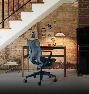 Project Image for Herman Miller | Home Working Case Study | Infinity Nation